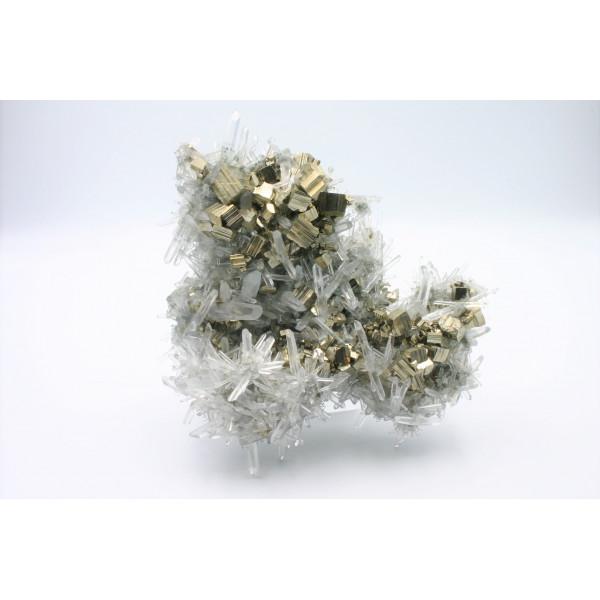 Pyrite et Quartz