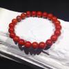 Bracelet billes Jaspe Rouge